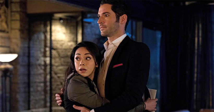 Lucifer 02x08 - Trip to Stabby Town