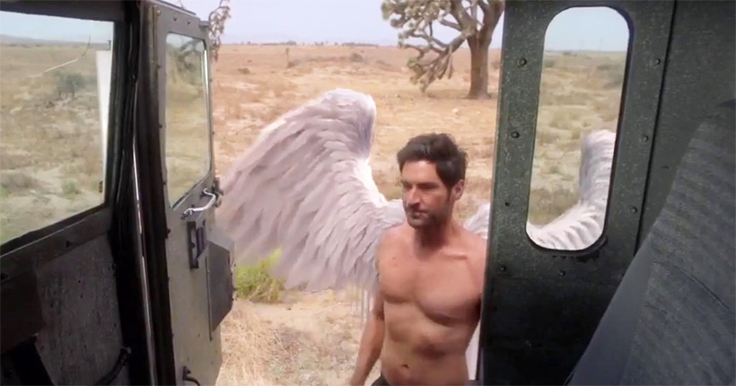 Lucifer 03x01 - They're Back, Aren't They?