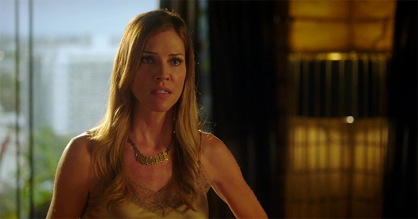 Lucifer 03x05 - Welcome Back, Charlotte Richards