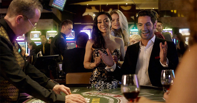 Lucifer 03x06 - Vegas With Some Radish