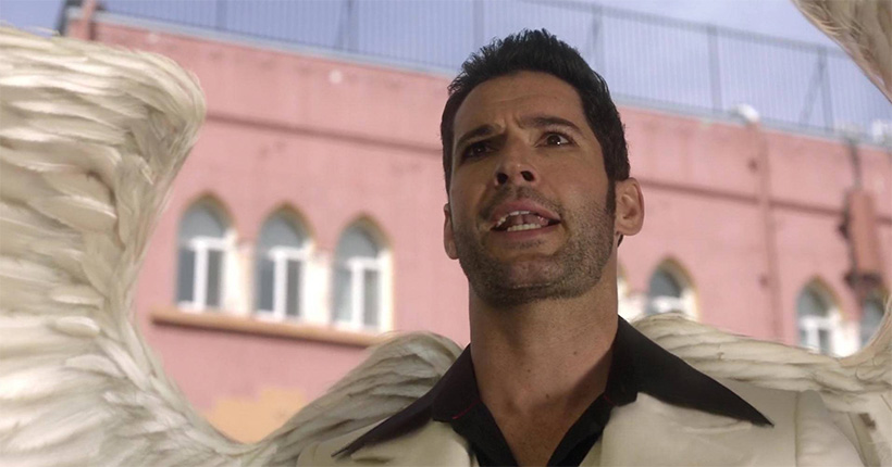 Lucifer 03x11 - City of Angels? (Bonus)