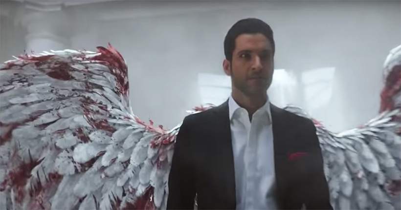 Lucifer 03x24 - A Devil of My Word (Season 3 Finale)