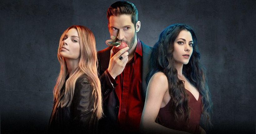 Lucifer Season 4: Promotional Photos and Videos