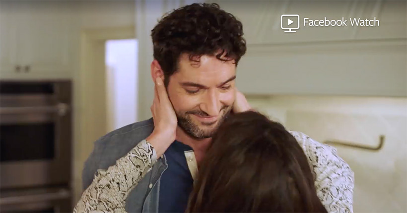 Tom Ellis plays comedy in the Queen America web series