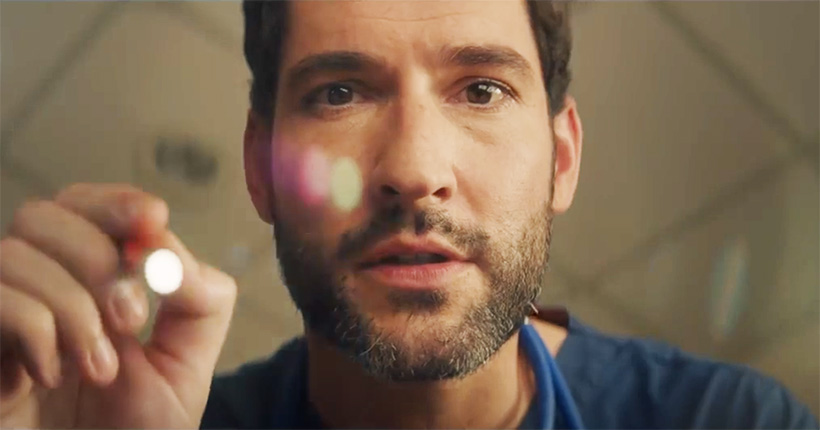 Tom Ellis plays doctor in the movie Isn't It Romantic
